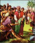 Joseph Sold Into Slavery Genesis 37:28