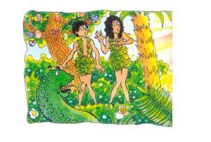 Adao e Eva 3